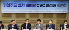 대기업 CVC 보유 허용, 의원발의 8개 법안 보니…