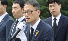 박주민, 봉하마을 찾아 노무현 전 대통령 묘역 참배