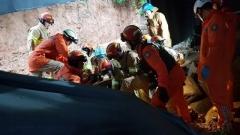 평택 공장에 토사 덮쳐 3명 사망·1명 중상