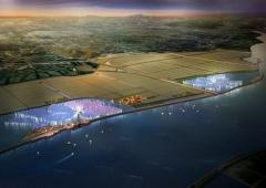 서부발전, 새만금 일대 최초 건설 `수상태양광발전소 프로젝트` 참여