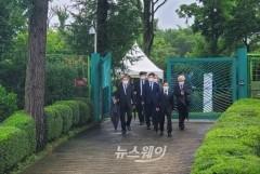 경색된 남북관계에 치러진 정몽헌 회장 17주기