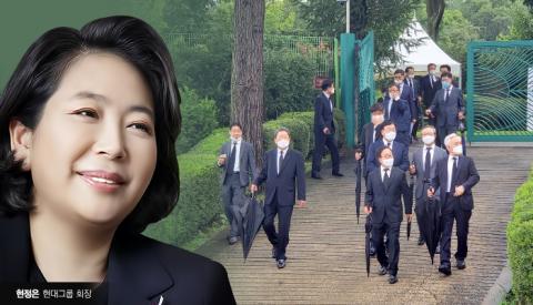 故정몽헌 현대그룹 회장의 조용한 17주기