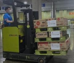 CJ제일제당, 수해지역 긴급구호…1만 2천개 제품 지원