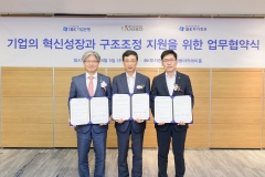 IBK투자증권, 유암코와 2000억원 규모 기업재무안정펀드 조성