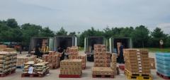 한국사회복지협의회 전국푸드뱅크, 수해 피해 지역에 긴급 물품 지원