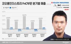 코오롱FnC, 온라인 채널 훨훨  '흑전' 성공