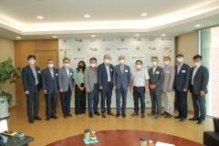 지스트 김기선 총장, 광주전남 최고경영자와 지역발전 협력방안 논의