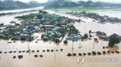 전북 호우 피해 810건 접수…사망 2명·이재민 1702명 발생