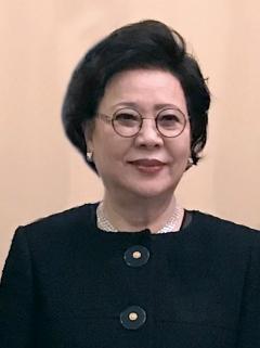 故 임성기 회장 부인 송영숙 한미약품그룹 회장, 지주사 대표로 선임