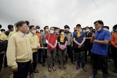 문 대통령,  2차 특별재난지역 선포 재가…남원·구례·하동 등 11곳