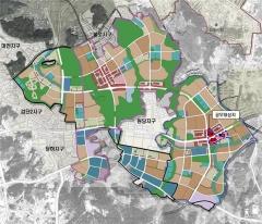 인천도시공사, 검단신도시 1단계 역세권 개발 민간사업자 공모 2개 대기업 컨소시엄 신청 접수