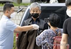 """'신발투척' 정창옥, 집회서 경찰 폭행해 구속…""""증거 인멸 염려"""""""