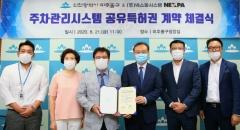 인천 미추홀구, 공유특허권 약정계약 체결로 세외수입 증가 기대