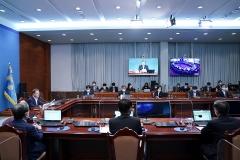 문 대통령, 국무회의서 기업 세제지원 확대 의결