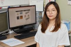 인하대 박사과정 황윤정, 2D 반도체 소재 합성 위한 결함억제 메커니즘 최초 규명