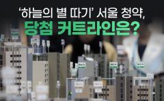 '하늘의 별 따기' 서울 청약, 당첨 커트라인은?