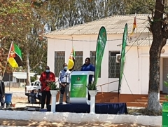 포스코건설, 모잠비크 남폴라-나메틸 도로 개통