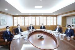 """6개 금융협, '한국판 뉴딜' 적극 지원…""""주도적 역할 할 것"""""""