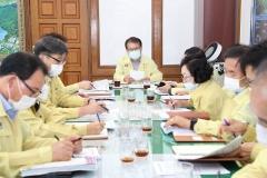 정읍시, 제10호 태풍 '하이선' 북상…대처 점검