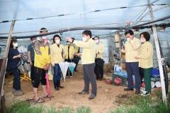 광주 남구, 태풍 하이선 '빗장걸기'…대비 태세 강화