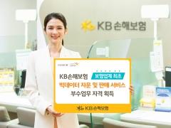 KB손보, 보험업계 최초 빅데이터 자문·판매 서비스 개시