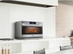 집콕족 늘자 'LG 디오스 광파오븐' 올해 판매량 30% 증가