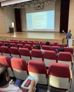 포항시, 지진피해신청 읍면동 순회교육 개최