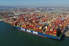 HMM 배재훈號, 국내 수출기업 위해 '비상대책' 마련했다