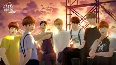 넷마블 'BTS 유니버스 스토리', 사전 다운로드 4시간 만에 인기 순위 1위