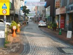 광주 동구, '예술의 거리' 활성화 위해 대대적 도로정비