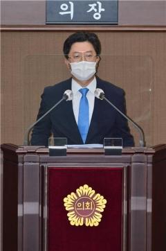 추승우 서울시의원, 소상공인 임대료 50% 감면 연장 촉구