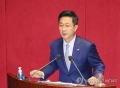 박성준, '秋아들 안중근 비유' 논평 논란에 유감 표명