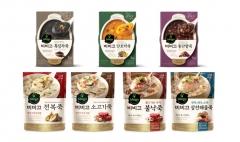 CJ제일제당 '비비고 죽', 5000만개 판매 돌파