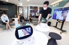 KT, 키즈·시니어 대상 AI 반려로봇 내년 상반기 상용화