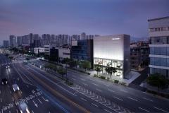 현대차, 미래지향적 고객 접점 '송파대로 전시장' 오픈