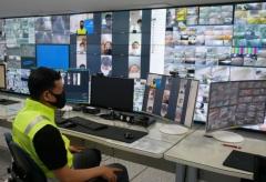성남도시개발공사, 통합모니터링 가능한 SDC 중앙관제센터 눈길