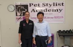 계명문화대, 호주 'Pet Stylist Academy'와 협약 체결
