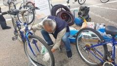 경북지속가능발전위원회, 영양군 자전거 순회 무상수리센터 운영