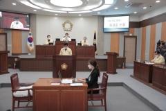 칠곡군의회, '제268회 임시회' 폐회... 추경 40억 증액