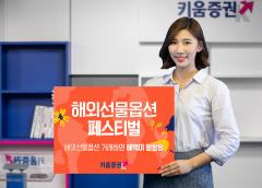 키움증권, 해외선물옵션 이벤트···거래량 상위 고객에 100만원 증정