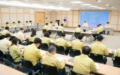 구미시, '2021년도 주요업무계획 보고회' 개최