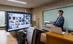 동국대 경주캠퍼스, 빅데이터·응용통계학전공 온라인 장학금 수여