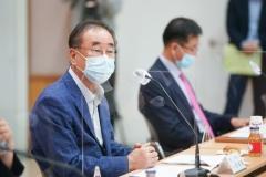 """장세용 구미시장 """"한국형 뉴딜 핵심거점 되도록 역량 총결집할 것"""""""
