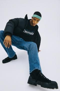 NBA, 90년대 레트로 무드 화보 공개