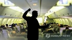 시애틀행 대한항공 여객기서 60대 남성 '조종실 진입 시도' 난동