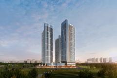 현대건설, '힐스테이트 고덕 스카이시티' 분양