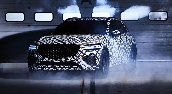 제네시스 GV70, 올 연말 출시 기대…중형 SUV 새 기준
