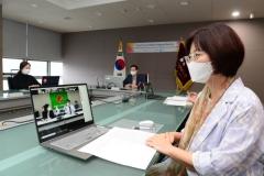 대구보건대 사회복지과, 일본 시즈오카대와 원격교류