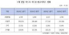 [2020 국감]카드사, 코로나19 속 대출장사···수익률 167%