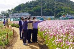 김종식 목포시장, 주요관광시설 현장 점검